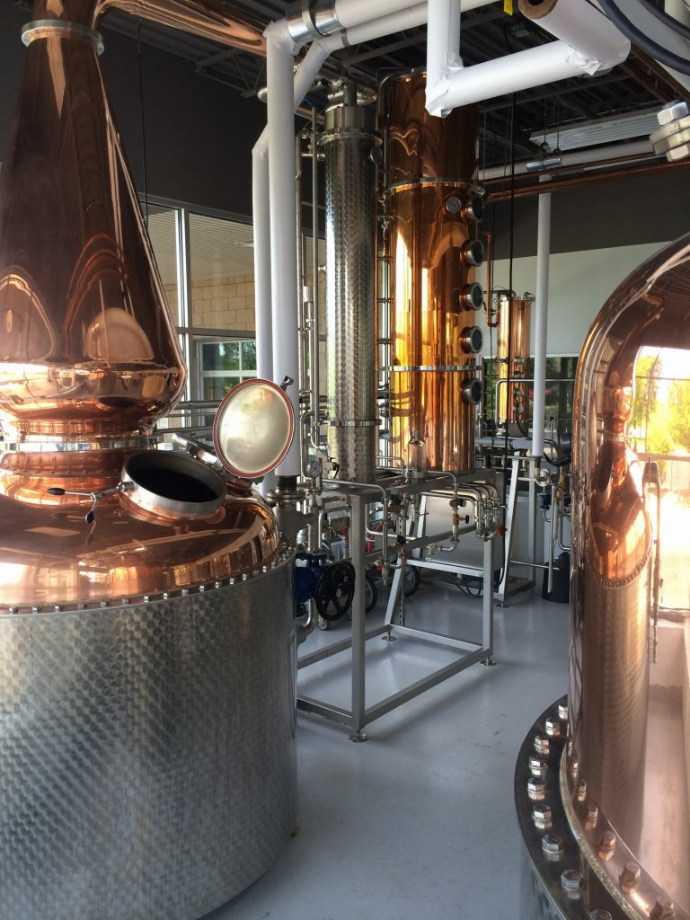 Customer Profile: J. Carver Distillery