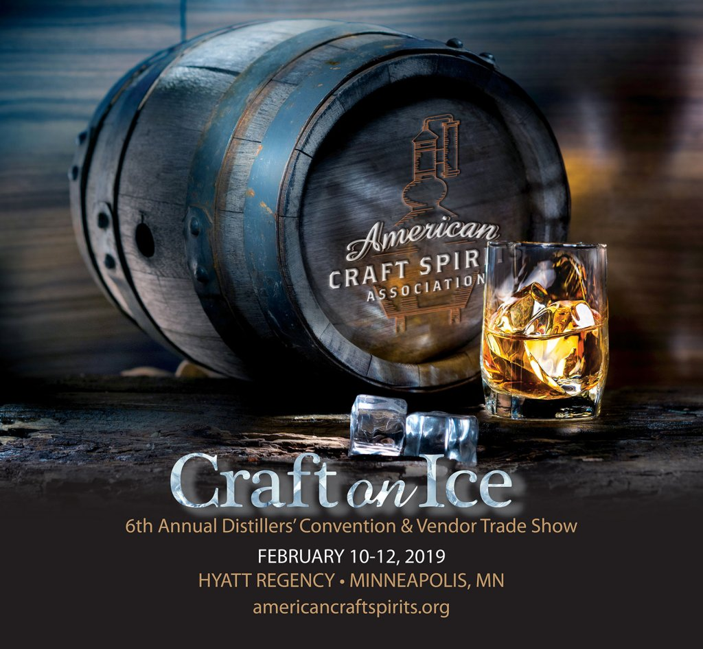 Craft on Ice; The 6th Annual Distillers' Convention & Vendor Trade Show